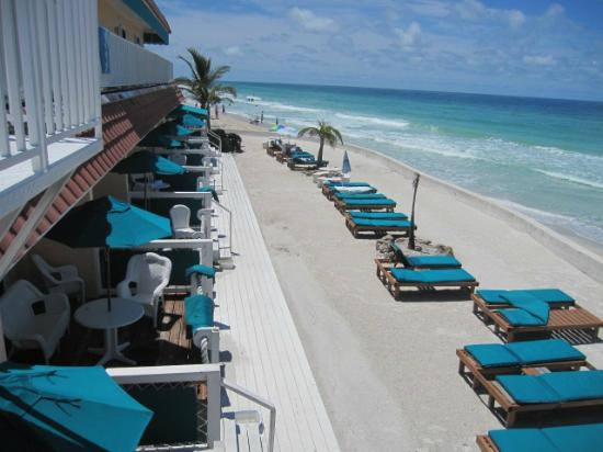Seaside Beach Resort: Seaside Resort, Bradenton Beach, FL