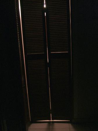Hotel le Lido : Porta del bagno