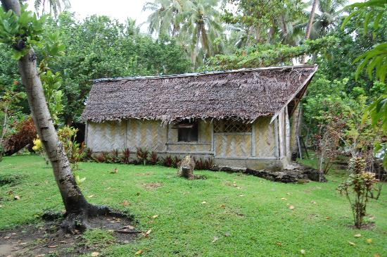 Malekula Island, Vanuatu: Lovely little bungalow, in a gorgeous setting with everything you need.