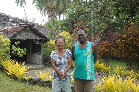 Amel Toro Bungalows & Restaurant: Rona and Joe are fantastic hosts