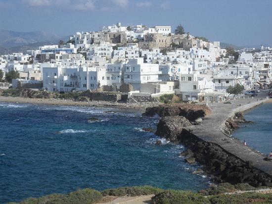 Windmill Naxos: Hora, Naxos.