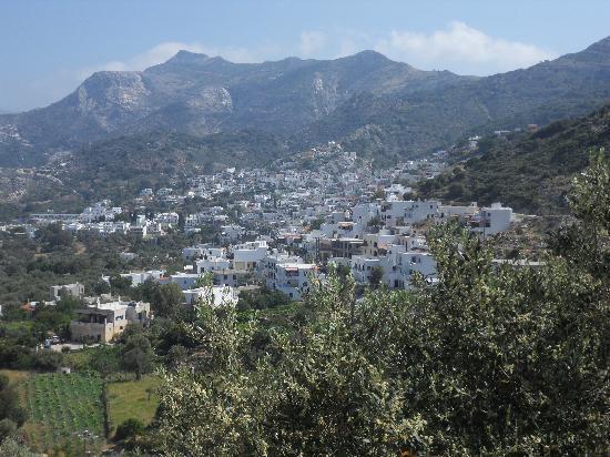 Windmill Naxos: Filoti, Naxos.
