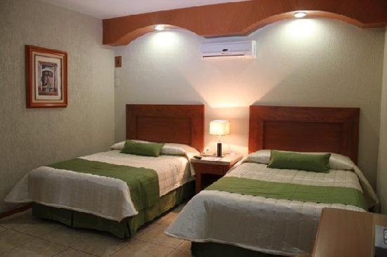 Malibu Hotel: HABITACION ESTANDAR