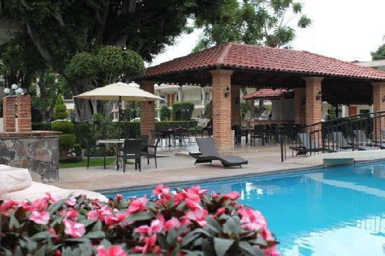 Malibu Hotel: TERRAZA