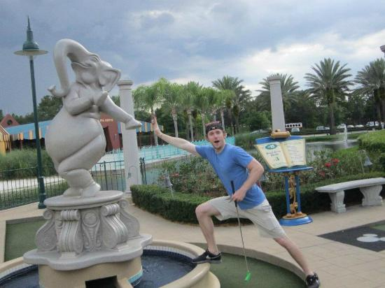 High Five Picture Of Disney S Fantasia Gardens Miniature Golf Course Kissimmee Tripadvisor