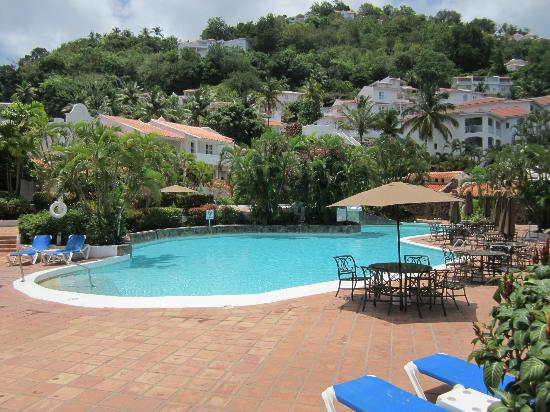 Windjammer Landing Villa Beach Resort: Pool