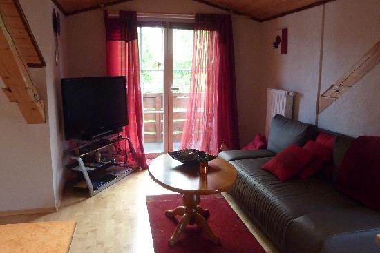 Ferienwohnung Mayer - Casa Patrizia: sala de estar