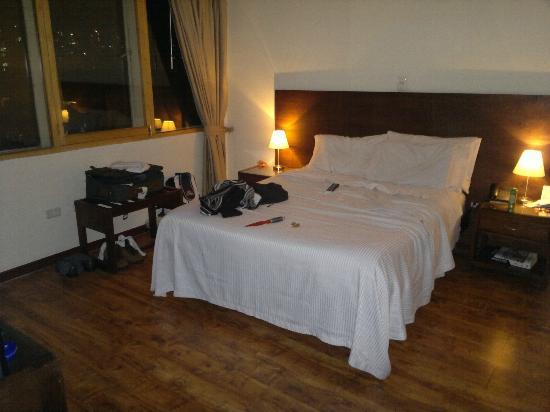 Hotel San Francisco: Apartamento