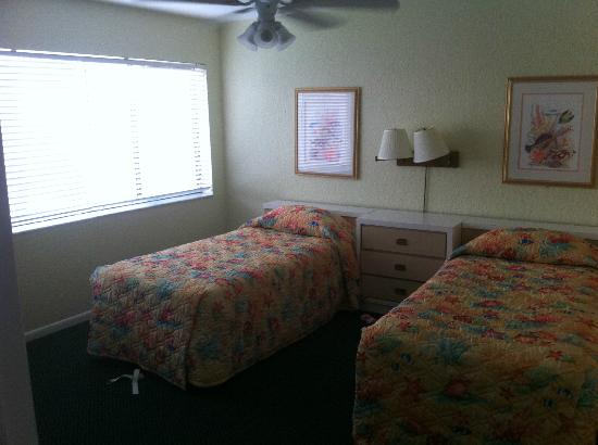 Ventura Resort: 3rd room upstairs