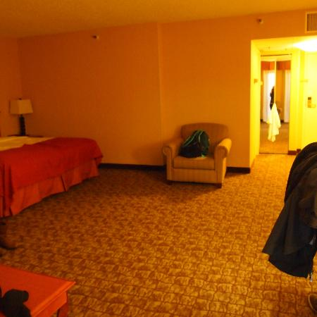 Holiday Inn Missoula Downtown : large room