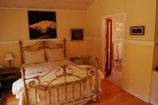 Ardtara Luxury Cottages: Bedroom