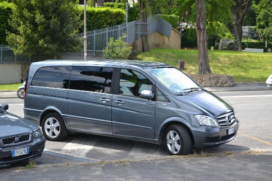 Mercedes Tour Van >> The Tour Van Very Nice Comfortable Mercedes Picture Of