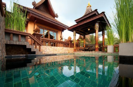 Ammatara Pura Pool Villa: Garden Pool Villa