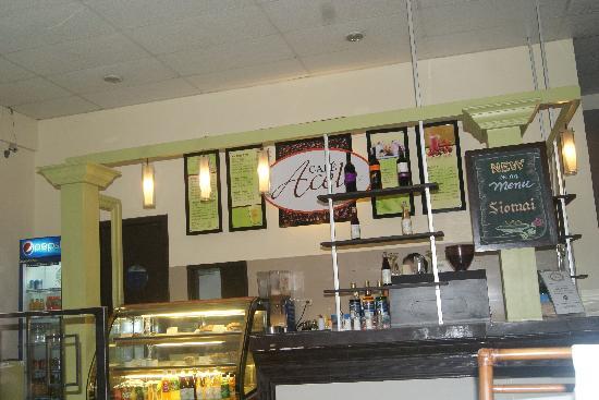 Holiday Spa Hotel: small cake shop