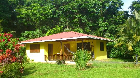 Coco Loco Lodge: Maisonnette