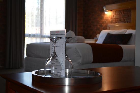 Advance Motel: Executive Queen Suite