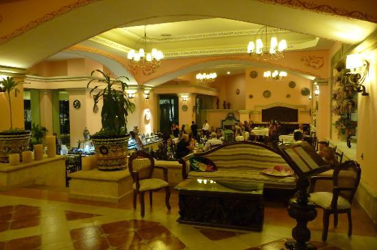 Hotel Riu Caribe: Restaurant Mexicano
