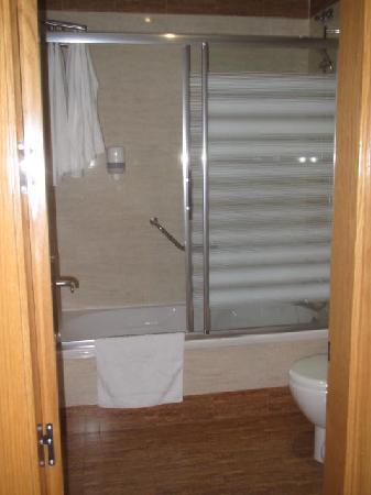 Montera Plaza Hotel: Baño (1)