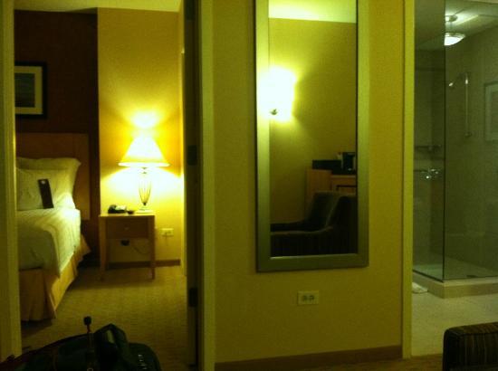 Renaissance Chicago O'Hare Suites Hotel: Standard suite