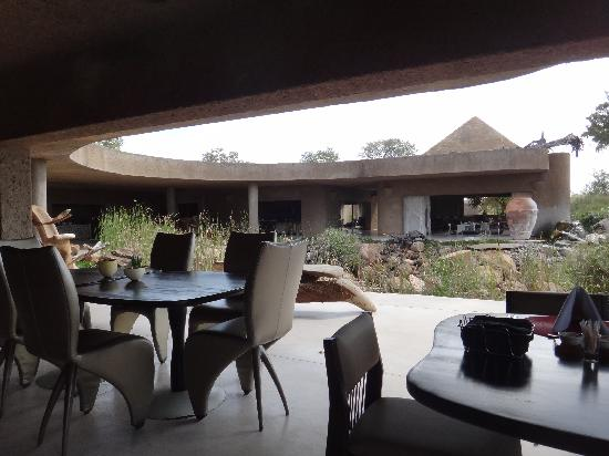 ‪‪Sabi Sabi Earth Lodge‬: The lodge!‬