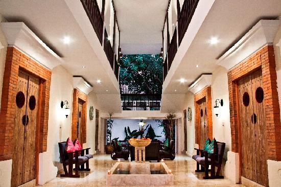 Abian Biu Mansion: Interior