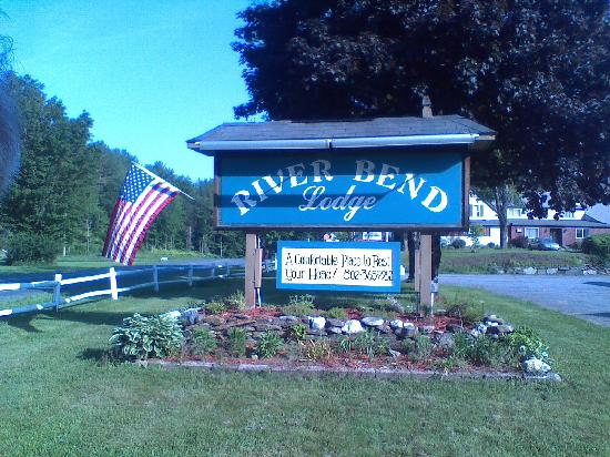 Newfane, VT : Our Front Sign