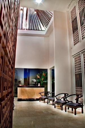 Abian Biu Mansion: Lobby