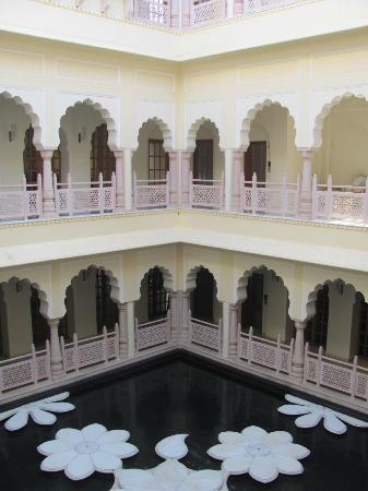 Heritage Retreat: The main building