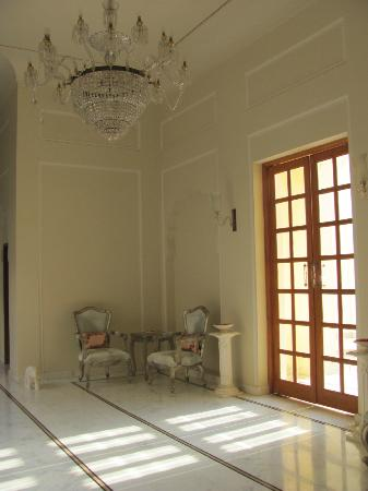 Heritage Retreat: Sitting area off the breakfast room