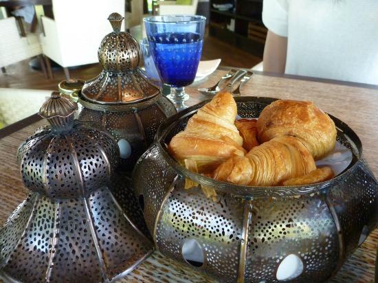 Shangri-La's Villingili Resort and Spa Maldives: breakfast