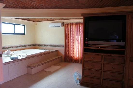 Hacienda Tres Vidas Hotel & Spa: Habitación Royal (Jacuzzi)