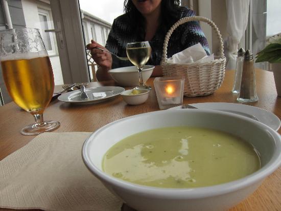 Guesthouse Vellir: Soup