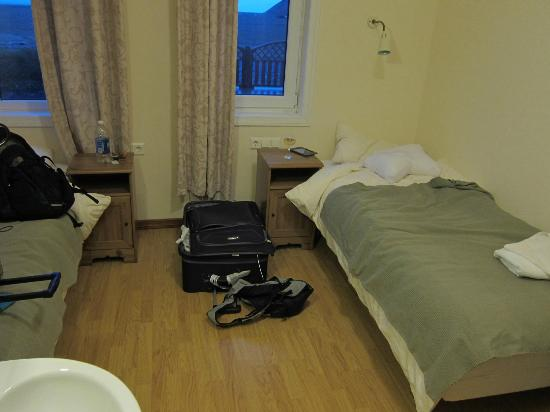 Guesthouse Vellir: Twin Room