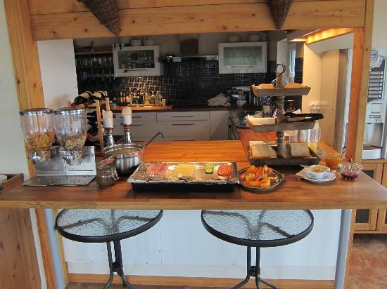 Guesthouse Vellir: Breakfast