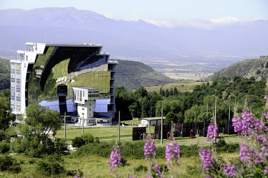 Heliodyssee - Great Solar Furnace of Odeillo