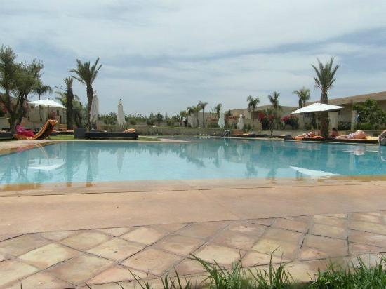 Sirayane Boutique Hotel & Spa : La piscine
