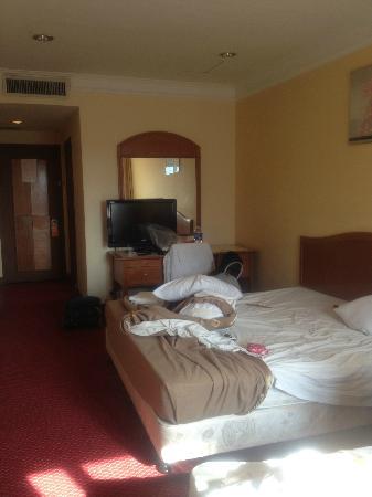 Grand Pacific Hotel Kuala Lumpur: Bedroom