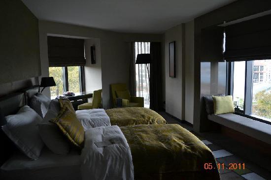 Gezi Hotel Bosphorus: Superior Room