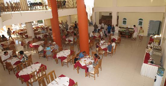 Adelianos Kampos, Griekenland: Hotel Restaurant
