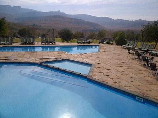 Alpine Heath Resort: Swimming Pool