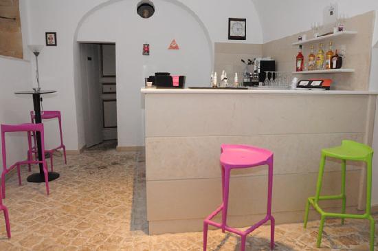 Villa Ruben: il bar
