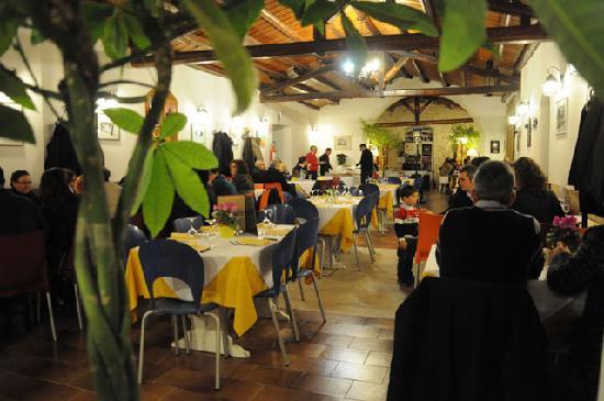 Villa Ruben: la sala