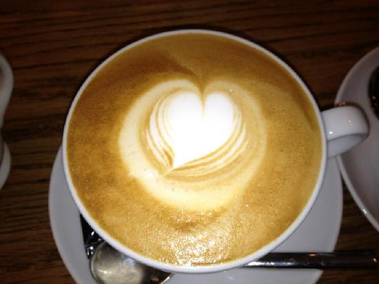 The Coffee House Cafe & Bistro: A Heart for you