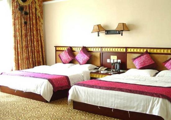 Baoye Hotel: Номер в БаоЕ