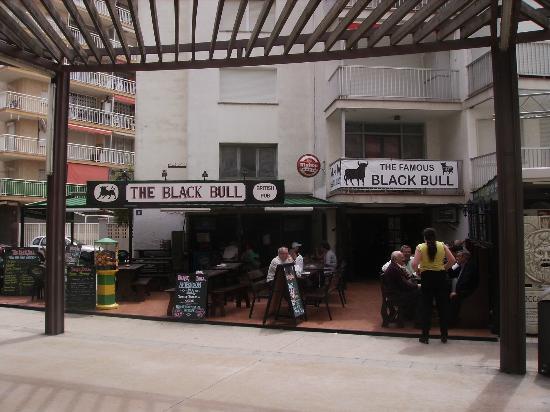 Black Bull S.c.p.: The black Bull from the outside