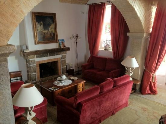 Casa de Estoi : amazing living room