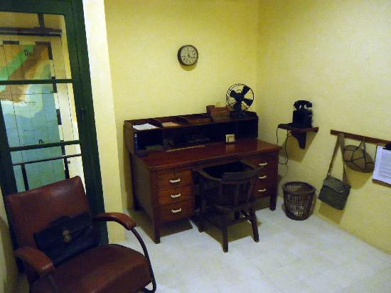 Lascaris War Rooms: Ike's office