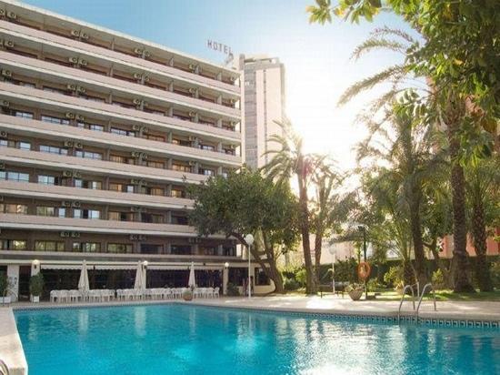 Benilux Park Hotel: pool