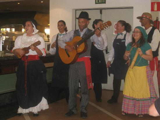 Dunas Mirador Maspalomas: Fiesta Canaria 2012
