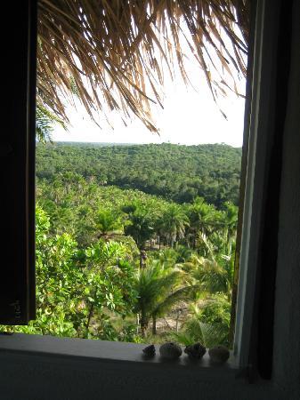 Eco-Pousada Casa Bobo: vistas magníficas